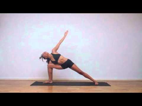 Laruga Ashtanga Yoga Standing Sequence Hasta Padangusthasana To Utthita Parsvottanasana Youtube