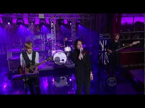 The Chevin live on The Late Show with David Letterman (HD)