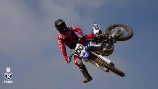 We got former 125 SX winner Casey Johnson to ride the new 2017 Yama...