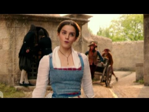 Thumbnail: Watch Emma Watson Sing 'Bonjour' in New 'Beauty and the Beast' Trailer!