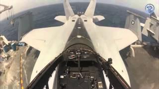 Fighter Cockpit Video - Dance Of Fighter Pilots