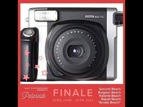 Arnala Beach | Polaroids | Lady Photographer