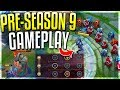 NEW PRE SEASON 9 GAMEPLAY New META Is HERE League Of Legends mp3