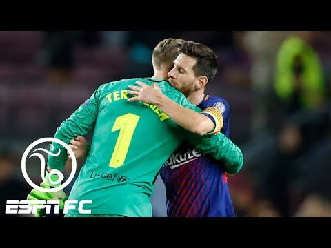 Barcelona 'average' aside from Lionel Messi and Marc-Andre ter Stegen | ESPN FC