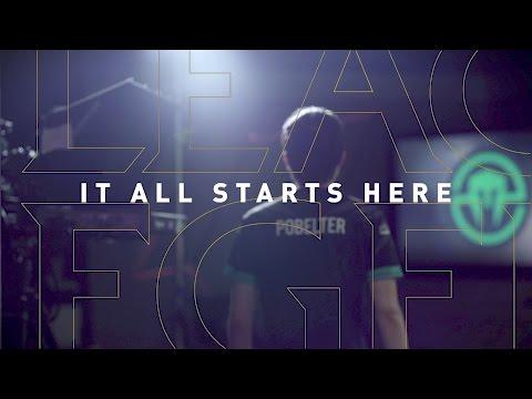 NA LCS Spring Split Promo: It All Starts Here (2017)