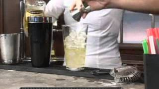 How To Make The Baha Banana Boat Margarita Mixed Drink