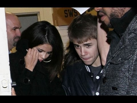 Justin bieber breaks up with selena gomez