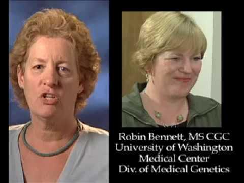 Pediatric Session with Robin Bennett, MS, CGC