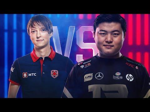 DiamondProx vs Uzi | 1 v 1 Tournament | 2018 All-Star Event | Day 2