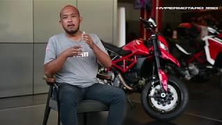 Ducati Thailand present New Hypermotard 950