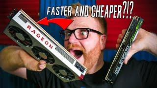 Radeon Vii vs RTX 2080, AMD is the better buy now?!?