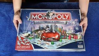 Lo que encuentras dentro de un Monopoly (Fichas, billetes...) | ASMR Español | Alternative ASMR