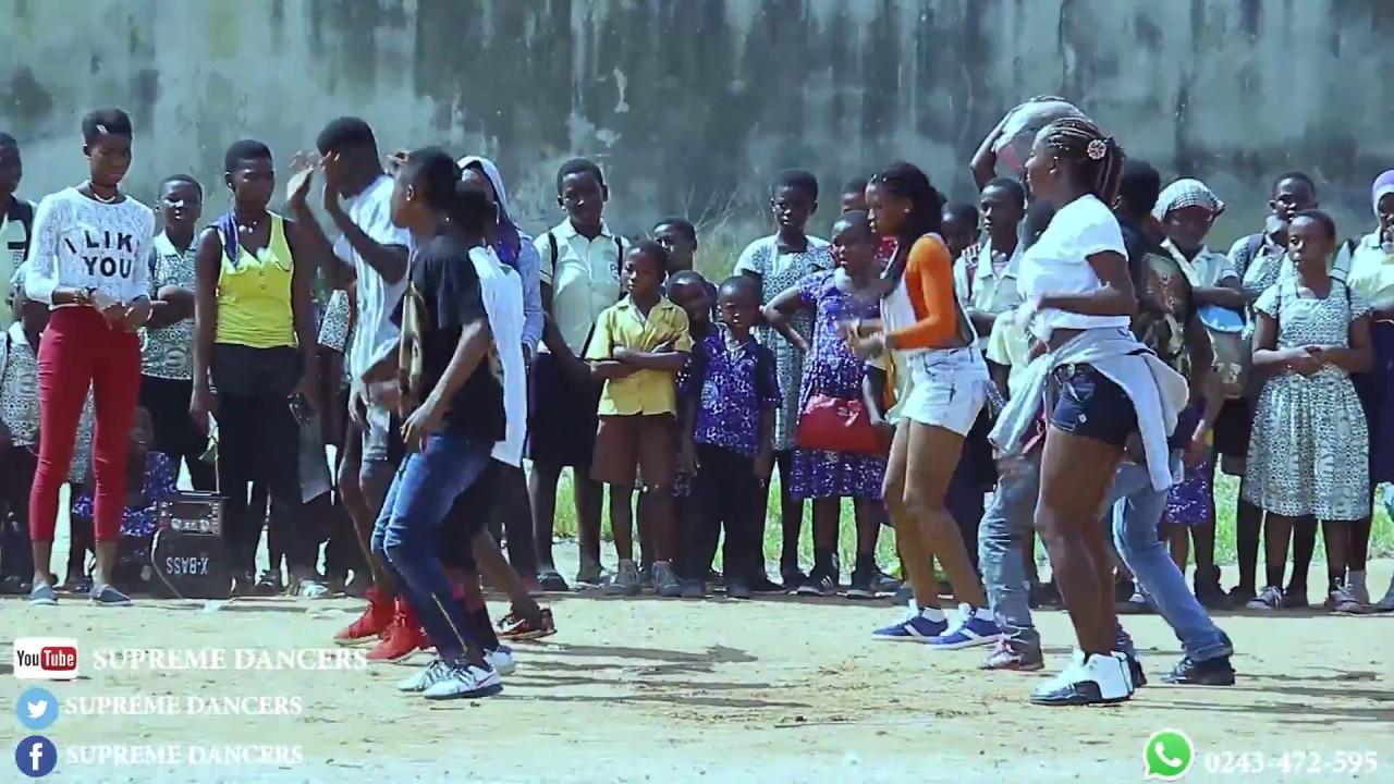 AFROBEAT - DANCE BATTLE BY SUPREME DANCERS