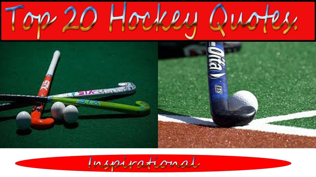 Inspirational Video About Hockey In English. Top 20 ...