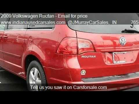 2009 Volkswagen Routan SEL Minivan 4D - for sale in LAFAYETT