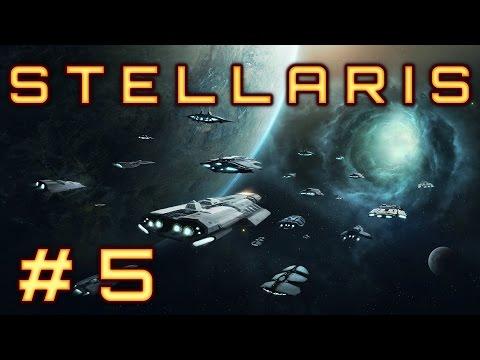 Stellaris Leviathans #5 - Meet Our Neighbors, a Fallen Empire! |