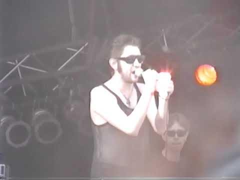 Shane MacGowan Roskildefestival Roskilde Denmark 1 jul 1995 Full