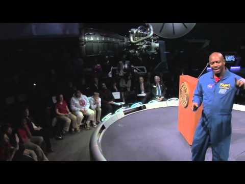 Student Scientists Connect with ISS Astronauts