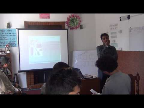 Mentorship On Rabbit Farming at BibekSheel Nepali