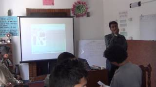Mentorship On Rabbit Farming At Bibeksheel Nepali