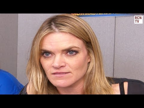 Missi Pyle Interview Jumper TV Series & Doug Liman