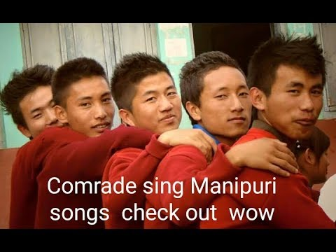 Khajei gi Dimple du da Manipuri songs Uttum, Andy Panmei