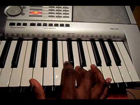 Bruno Mars Again Piano Tutorial