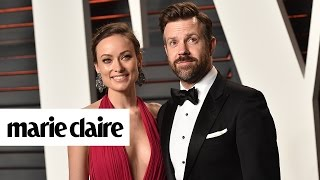 Olivia Wilde and Jason Sudeikis' Cutest Moments | Marie Claire