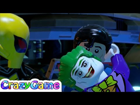 #LEGO #Batman 3 Episode 13 - Green Lantern, Wonder Woman, Lex Luthor vs Larfleezer