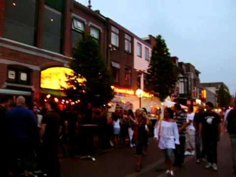Den Helder nightlife, Netherlands