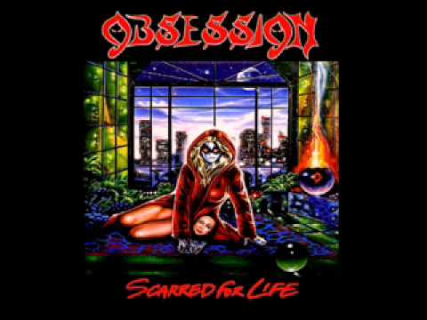 Obsession - Scarred For Life 1986 Full Album