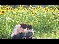 【夏】ひまわり畑デートでバエてきたんだ