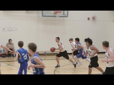 VSS Junior Boys Basketball - Valemount vs Ft St James