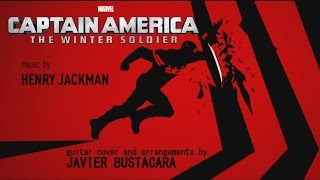 Captain America: The Winter Soldier End Credits Music Metal