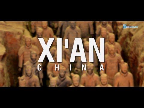 XIAN, CHINA 🇨🇳 [4K]