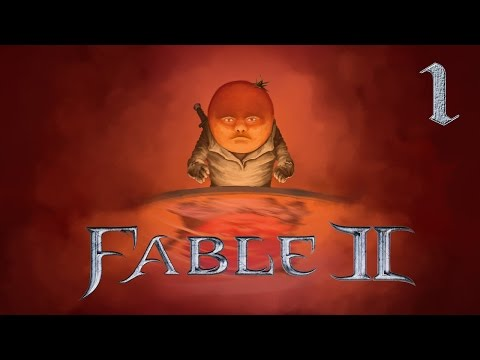Прохождение Fable II (XBOX 360/RUS) - #1 Детство Воробушка