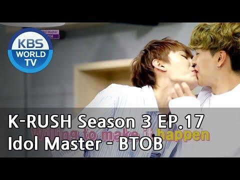 Idol Master - BTOB [KBS World Idol Show K-RUSH3 / ENG,CHN / 2018.07.06]