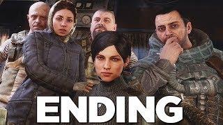 METRO EXODUS GOOD ENDING Walkthrough Gameplay Part 26 (Xbox One X)