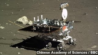 Back From the Dead: Chinese Moon Rover Shows Signs Of Life