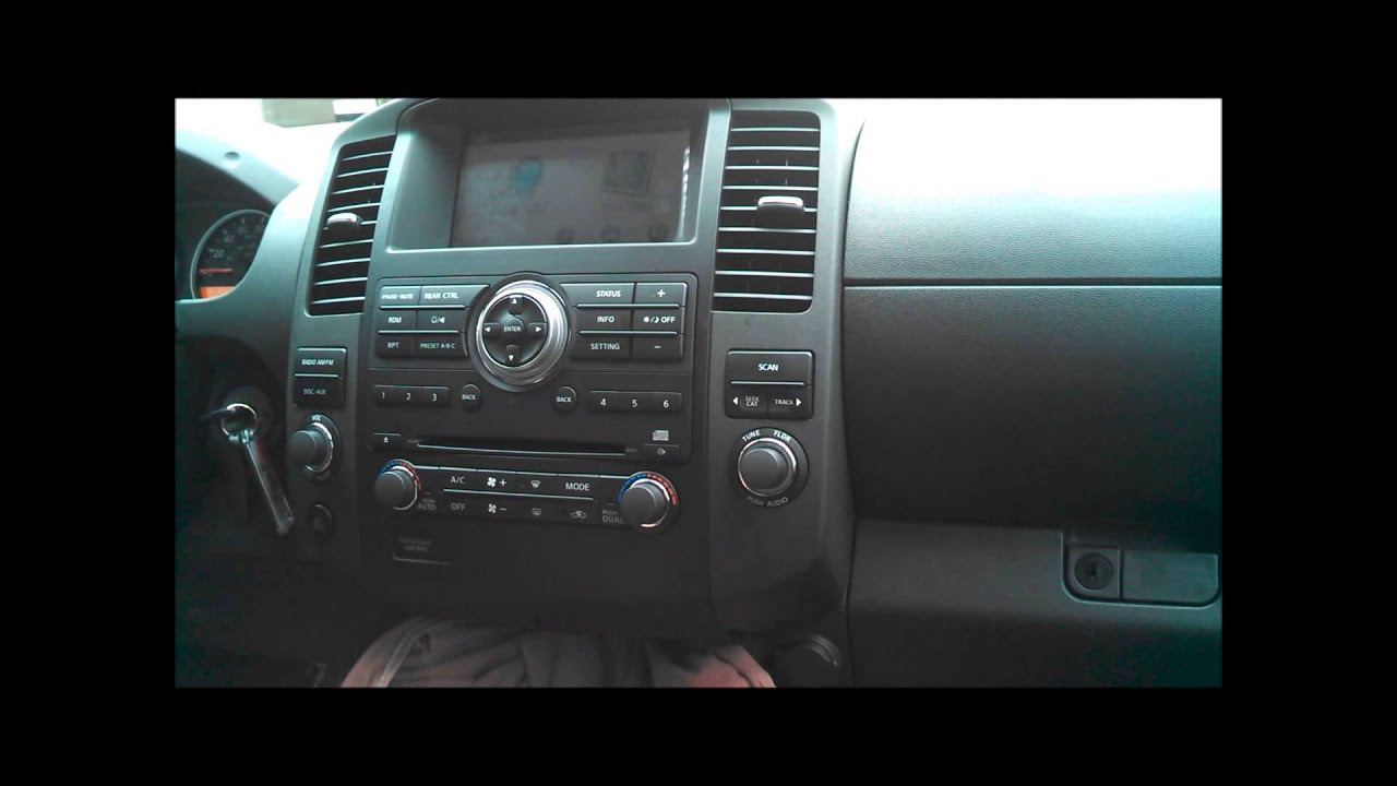 Added factory integrated garmin navigation system to a 2012 nissan added factory integrated garmin navigation system to a 2012 nissan pathfinder youtube vanachro Images