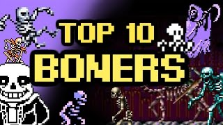 Top 10 Boners!! by Mike Matei