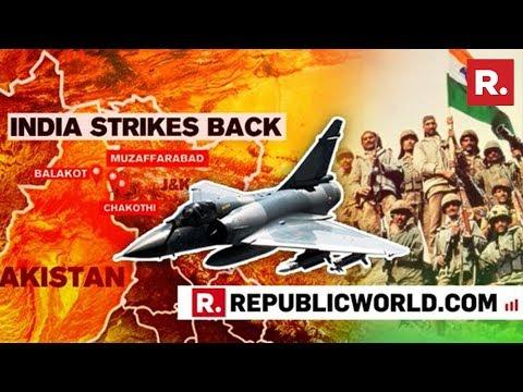 MASSIVE: Over 245 Jaish-E-Mohammed Terrorists Killed In IAF Strike: Sources   #IndiaStrikesPakistan