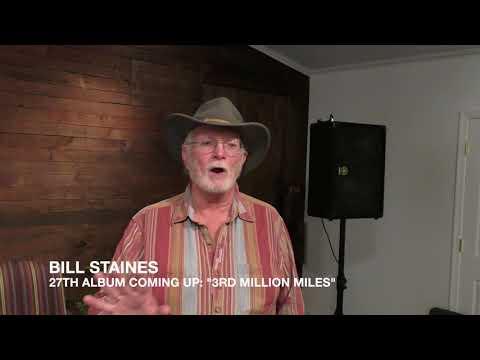 Bill Staines: JournalTV Interviews Folk Musician, 5518