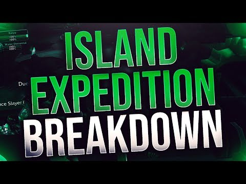 Island Expedition Breakdown!