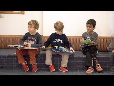 The Town School - Admissions Video