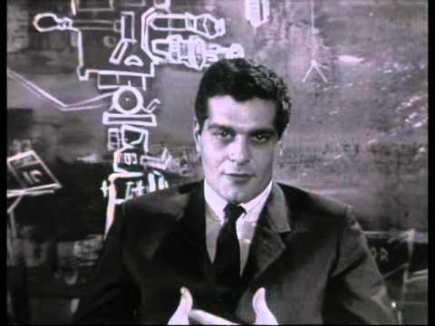 Omar Sharif - Interview (1963)