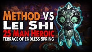 Method vs Lei Shi (25 Heroic)