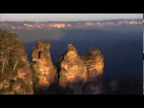 Touring Australia: Blue Mountains
