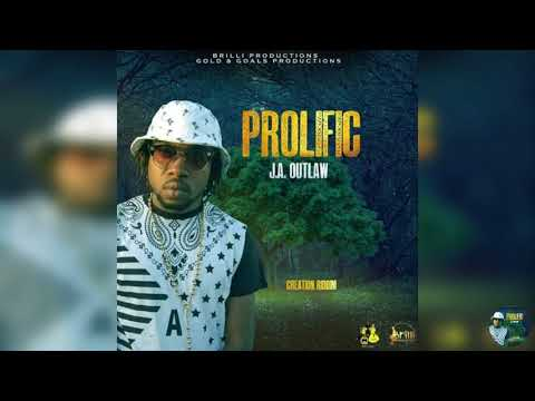 JA Outlaw - Prolific (Official Audio)