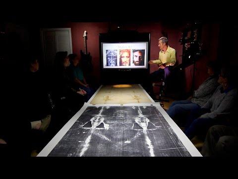 Shroud of Turin  -Tim Rogers 12-12-15